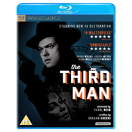The Third Man (UK-import) (BLU-RAY)