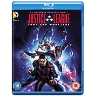Justice League: Gods & Monsters (UK-import) (BLU-RAY)
