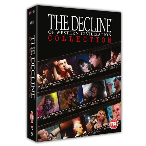 The Decline Of Western Civilisation Collection (UK-import) (BLU-RAY)