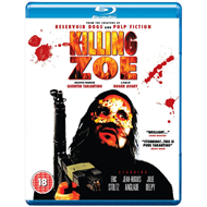 Killing Zoe (UK-import) (BLU-RAY)