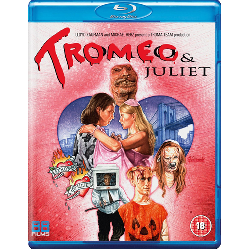 Tromeo & Juliet (UK-import) (BLU-RAY)