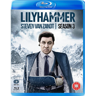 Lilyhammer - Sesong 3 (UK-import) (BLU-RAY)