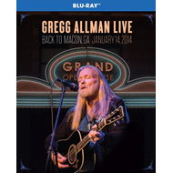 Gregg Allman - Live: Back To Macon, GA (BLU-RAY)