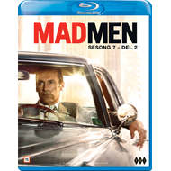 Mad Men - Sesong 7 Del 2 (BLU-RAY)