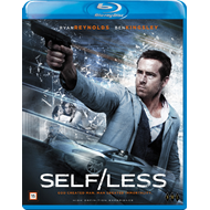 Self/Less (BLU-RAY)