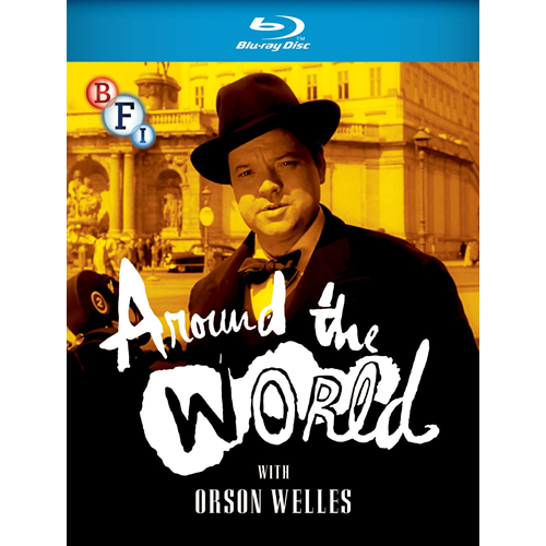 Around The World With Orson Welles (UK-import) (BLU-RAY)