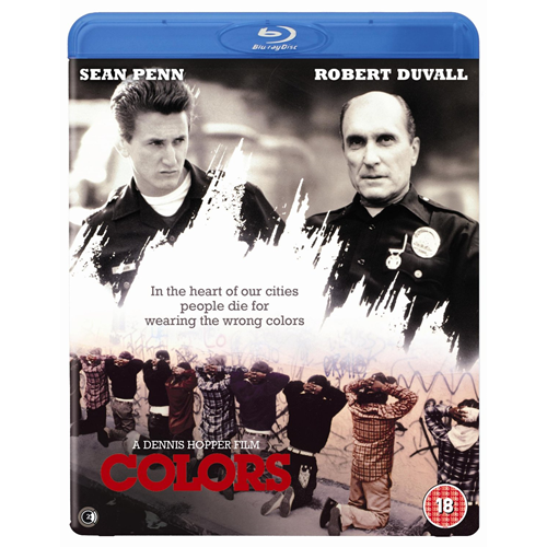 Colors (UK-import) (BLU-RAY)