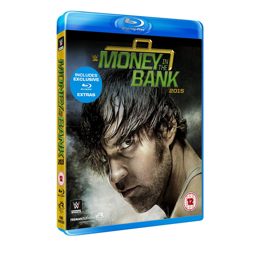 WWE: Money In The Bank 2015 (UK-import) (BLU-RAY)