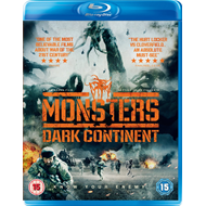 Monsters: Dark Continent (UK-import) (BLU-RAY)