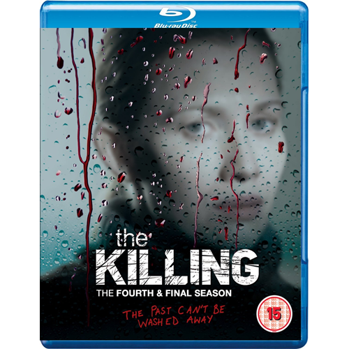 The Killing - Sesong 4 (UK-import) (BLU-RAY)