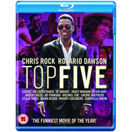 Top Five (UK-import) (BLU-RAY)