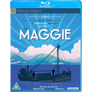 The Maggie (UK-import) (BLU-RAY)