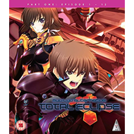 Muv-Luv Alternative: Total Eclipse - Part 1 (UK-import) (BLU-RAY)
