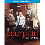 Scorpion - Sesong 1 (BLU-RAY)