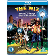 The Wiz (UK-import) (BLU-RAY)