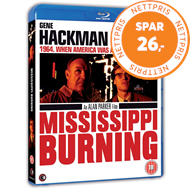Produktbilde for Mississippi Burning (UK-import) (BLU-RAY)