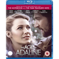 The Age Of Adaline (UK-import) (BLU-RAY)