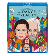 The Dance Of Reality (UK-import) (BLU-RAY)