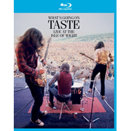 Taste - What's Going On: Live At The Isle Of Wight (BLU-RAY)