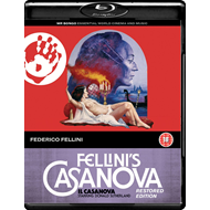 Fellini's Casanova (UK-import) (BLU-RAY)