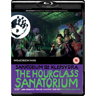 The Hourglass Sanatorium (UK-import) (BLU-RAY)