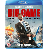 Big Game (UK-import) (BLU-RAY)