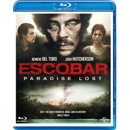 Escobar: Paradise Lost (UK-import) (BLU-RAY)