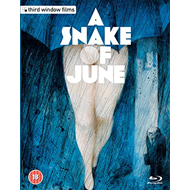 A Snake Of June (UK-import) (BLU-RAY)