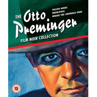 The Otto Preminger Film Noir Collection - Limited Edition (UK-import) (BLU-RAY)
