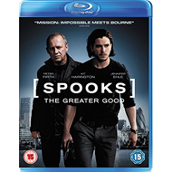 Spooks - The Greater Good (UK-import) (BLU-RAY)