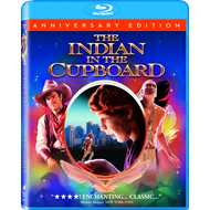 The Indian In The Cupboard - 20th Anniversary Edition (BLU-RAY)
