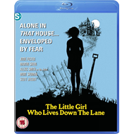 The Little Girl Who Lives Down The Lane (UK-import) (BLU-RAY)