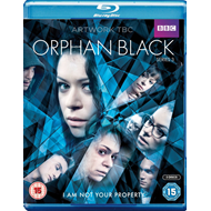 Orphan Black - Sesong 3 (UK-import) (BLU-RAY)