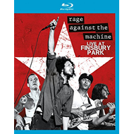 Rage Against The Machine - Live At Finsbury Park (UK-import) (BLU-RAY)