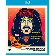 Frank Zappa - Roxy The Movie (UK-import) (BLU-RAY)