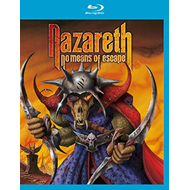 Nazareth - No Means Of Escape (UK-import) (BLU-RAY)