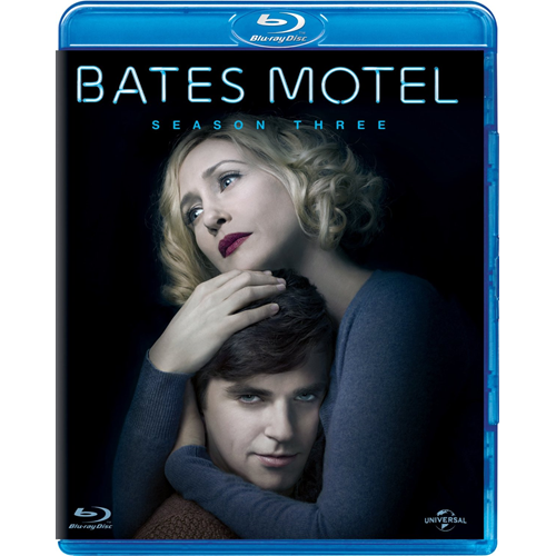 Bates Motel - Sesong 3 (UK-import) (BLU-RAY)