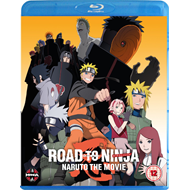 Naruto The Movie: Road To Ninja (UK-import) (BLU-RAY)