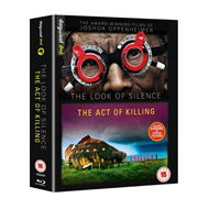 The Act Of Killing / The Look Of Silence (UK-import) (BLU-RAY)