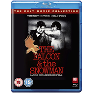 The Falcon And The Snowman (UK-import) (BLU-RAY)