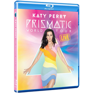 Katy Perry - The Prismatic World Tour Live (BLU-RAY)