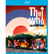 The Who - Live In Hyde Park (BLU-RAY)