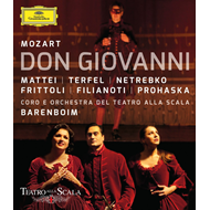 Mozart: Don Giovanni (BLU-RAY)