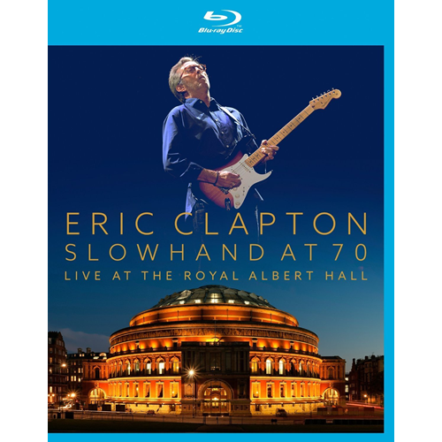 Eric Clapton - Slowhand At 70: Live At The Royal Hall (UK-import) (BLU-RAY)