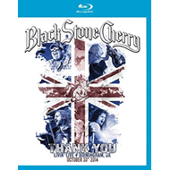 Black Stone Cherry - Thank You: Livin' Live - Birmingham (BLU-RAY)