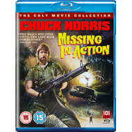 Missing In Action (UK-import) (BLU-RAY)