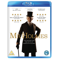 Mr. Holmes (UK-import) (BLU-RAY)