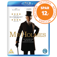 Produktbilde for Mr. Holmes (UK-import) (BLU-RAY)