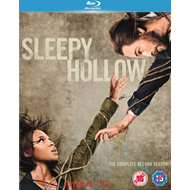 Sleepy Hollow - Sesong 2 (UK-import) (BLU-RAY)