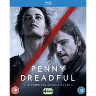Penny Dreadful - Sesong 2 (UK-import) (BLU-RAY)